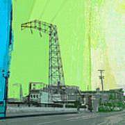 Urban Pop Art Poster