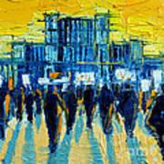 Urban Story - The Romanian Revolution Poster
