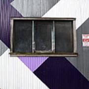 Urban Window- Photography Poster