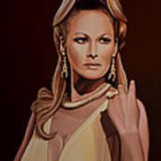 Ursula Andress Poster