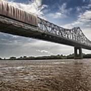 Us 190 Bridge Poster