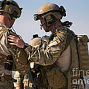 U.s. Air Force Pararescue Jumpers Poster
