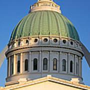 Us, Missouri, St. Louis, Courthouse Poster