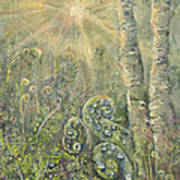 Utopia Fiddle Light Poster