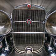 V 16 Cadillac Poster