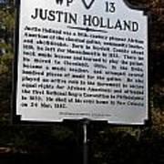 Va-wp13 Justin Holland Poster