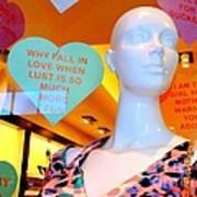 Valentine Vixen Poster