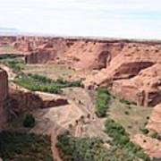 Canyon De Chelly Valley View   Poster