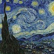 Van Gogh The Starry Night Poster