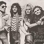 Van Halen Poster
