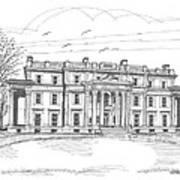 Vanderbilt Mansion Poster