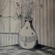 Vase Poster