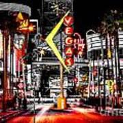 Vegas Nights Poster