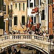 Vegas Or Venice Poster