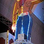 Vegas Vic Poster