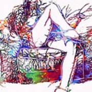 Venal Love Poster by Steve K