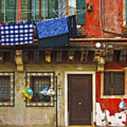 Venetian House Poster