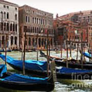 Veneziano Trasporto Poster