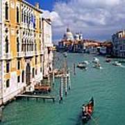 Venice 4 Poster