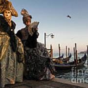 Venice Carnival '15 IIi Poster