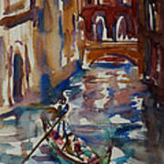 Venice Impression V Poster