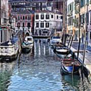 Venice Italy Iv Poster