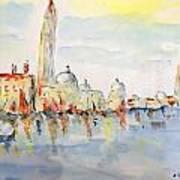 Venice Vii Poster