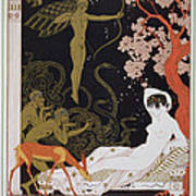Venus Poster by Georges Barbier