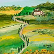 Verde Sentiero Poster