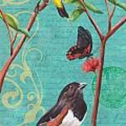 Verdigris Songbirds 2 Poster