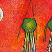 Vesak Lanterns Poster