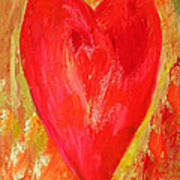 Vibrant Love Poster