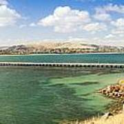 Victor Harbour Panorama Poster