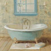 Victorian Bath I Poster