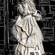 Victorian Lady Poster by John Haldane
