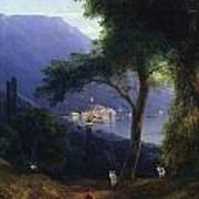 View From Livadia-1861 Poster