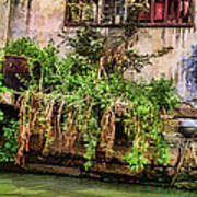 View From The Grand Canal China Poster