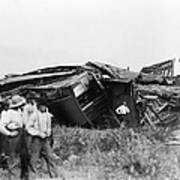 View Of The Great Railroad Wreck, The Poster