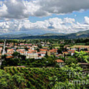 View Of Tuscany Poster