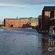Views From Historic Gloucester Docks 2 Poster