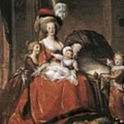 Vigee-lebrun, Elisabeth 1755-1842 Poster by Everett