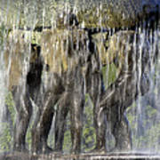 Vigelands Fountain Poster