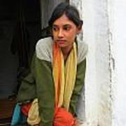 Village Girl India Poster