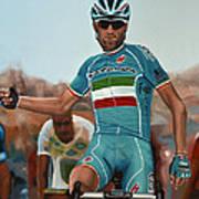 Vincenzo Nibali Painting Poster