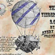 Vindervill 2.0 Poster by Avery Taylor