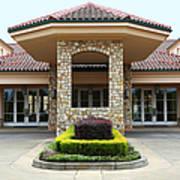 Vineyard Creek Hyatt Hotel Santa Rosa California 5d25792 Poster