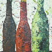 Vino 2 Poster by Phiddy Webb