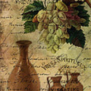 Vins Spiritueux Nectar Of The Gods Poster