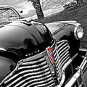 Vintage Buick 8 Poster
