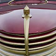 Vintage Car 5950 Poster